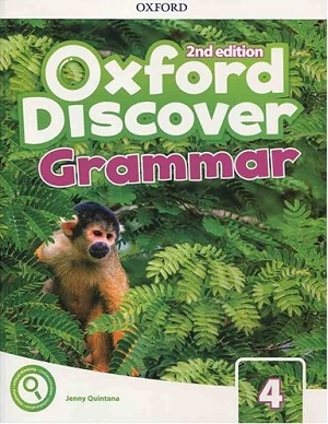 کتاب Oxford Discover 4 2nd - Grammar +CD