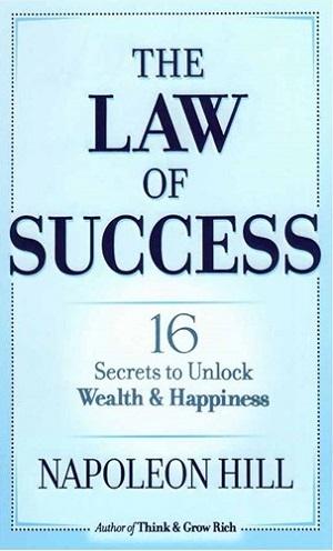 كتاب The Law of Success
