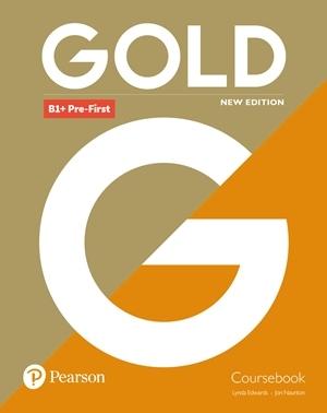 كتاب Gold B1+ Pre-First New Edition
