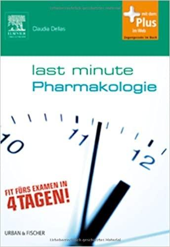 كتاب Last Minute Pharmakologie