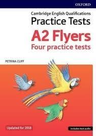 كتاب Practice Tests: A2 Flyers + CD