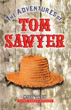 کتاب The Adventure Of Tom Sawyer