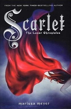 کتاب Scarlet The Lunar Chronicles 2