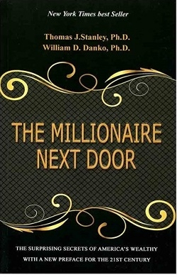 کتاب The Millionaire Next Door