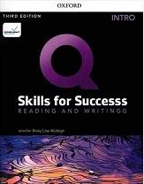 Q Skills for Success 3rd Intro Reading and Writing +DVD