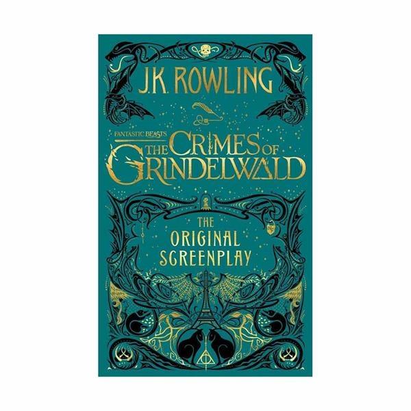 کتاب Fantastic Beasts - The Crimes of Grindelwald