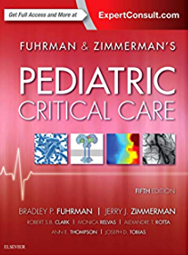 کتاب پدیاتریک کریتیکال کر Pediatric Critical Care 5th Edition 2017