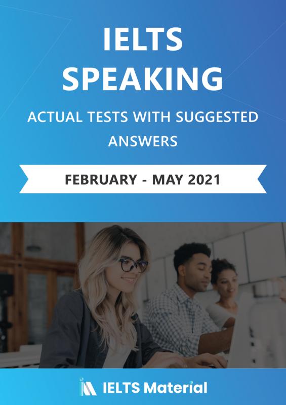 کتاب IELTS Speaking Actual Tests with Answers