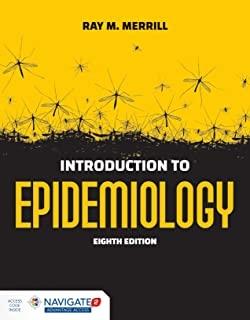 کتاب اینتروداکشن تو اپیدمیولوژی Introduction to Epidemiology 8 Edition 2021