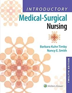 کتاب اینتروداکتری مدیکال سرجیکال نرسینگ Introductory Medical-Surgical Nursing, 12 Edition2017