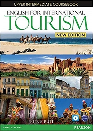 کتاب زبان English for International Tourism: Upper-Intermediate S.B+W.B+CD+DVD