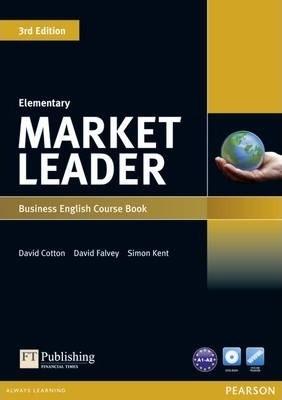 کتاب آموزشی مارکت لیدر  Market Leader Elemenrary 3rd edition