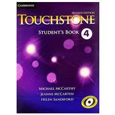 کتاب آموزشی تاچ استون ویرایش دوم Touchstone 4