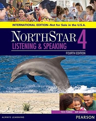 کتاب زبان NorthStar 4 : Listening and Speaking+CD+DVD 4th Edition