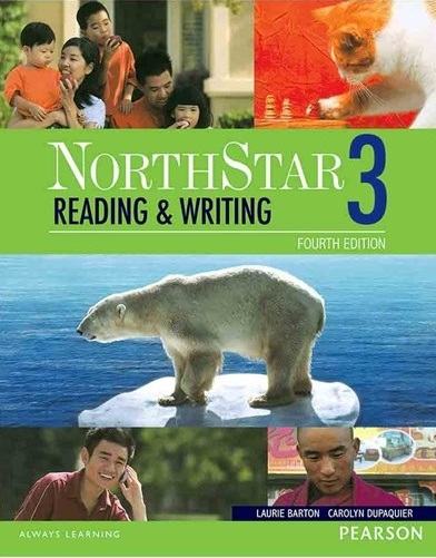 کتاب زبان NorthStar 3: Reading and Writing+CD 4th Edition