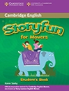 کتاب زبان English Story Fun for movers with cd