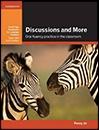 کتاب زبان Discussions and More: Oral Fluency Practice in the Classroom