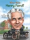 کتاب زبان Who Was Henry Ford?