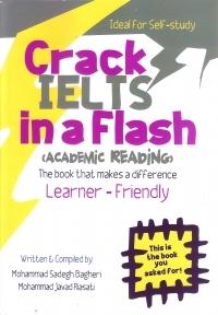 کتاب زبان (Crack IELTS In a Flash (Academic Reading