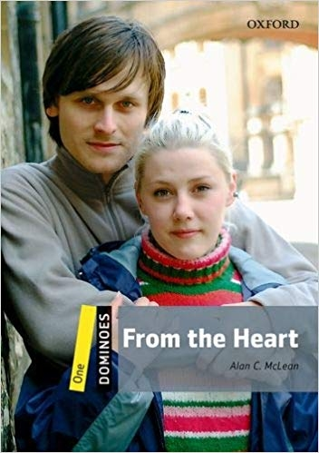 کتاب زبان New Dominoes (1): From the Heart +CD