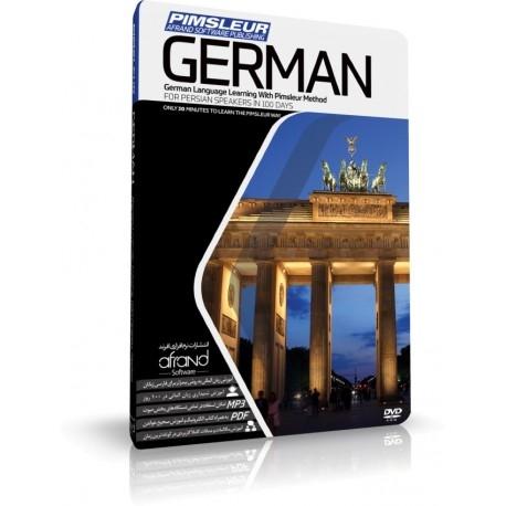 خودآموز زبان آلمانی پیمزلر PIMSLEUR GERMAN