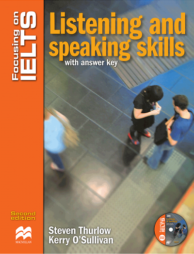 کتاب زبان Focusing on IELTS:Listening and Speaking skills +cd 2ed