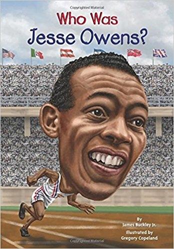 کتاب زبان Who Was Jesse Owens