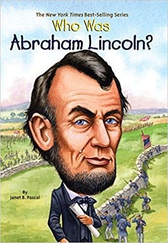 کتاب زبان Who Was Abraham Lincoln