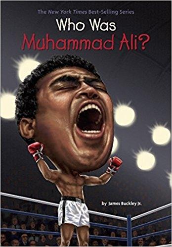 کتاب زبان Who Was Muhammad Ali