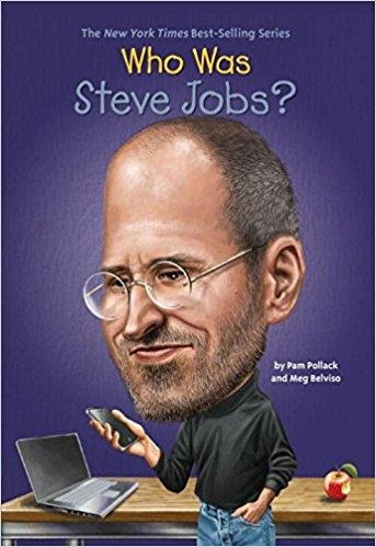 کتاب زبان Who Was Steve Jobs
