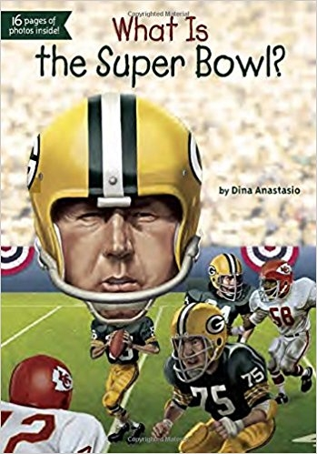 کتاب زبان What Is the Super Bowl