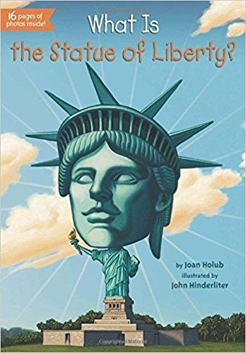 کتاب زبان What Is the Statue of Liberty