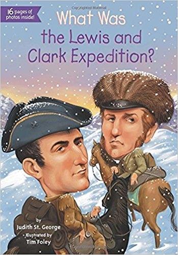 کتاب زبان What Was the Lewis and Clark Expedition