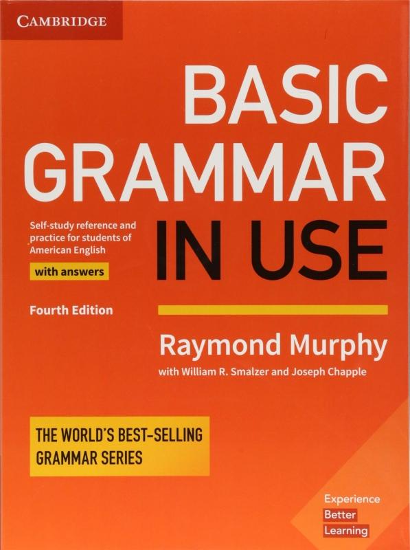 کتاب گرامر Basic Grammar in Use with answers 4th Edition