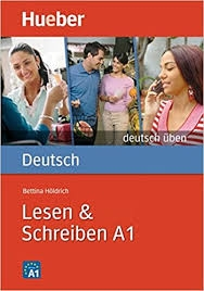 کتاب آلمانی لزن اند اشقایبن Deutsch uben: Lesen & Schreiben A1