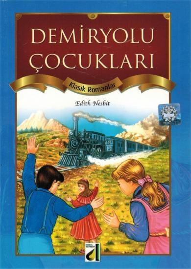 کتاب زبان داستان ترکی Demiryolu Çocukları