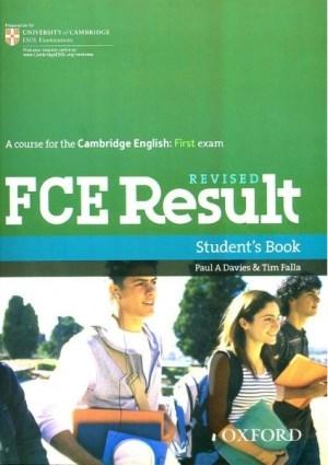 FCE Result SB+WB+CD