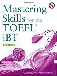 کتاب زبان Mastering Skills for the TOEFL iBT: Advanced