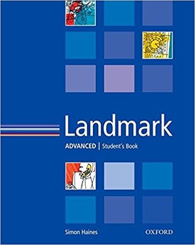 کتاب زبان Landmark advanced SB+WB+CD