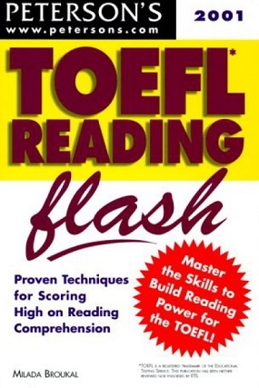 کتاب زبان TOEFL Reading Flash