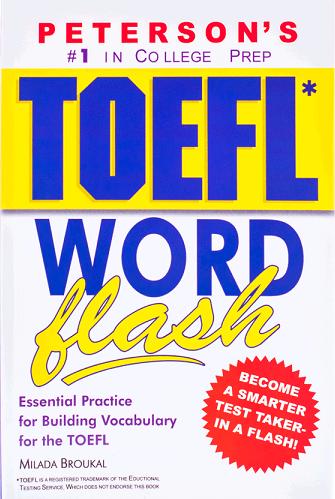 کتاب زبان TOEFL Word Flash