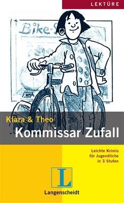 کتاب زبان Kommissar Zufall : Stufe 2 + CD