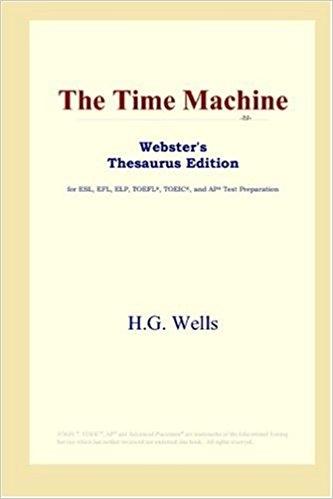 کتاب زبان The Time Machine by H.G. Wells