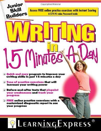 کتاب زبان Writing in 15 Minutes a Day