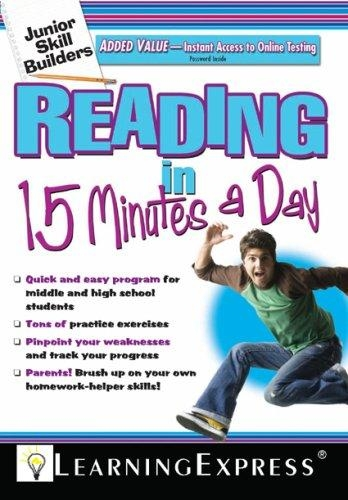 کتاب زبان Reading in 15 Minutes a Day
