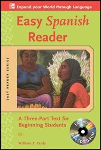 کتاب زبان Easy Spanish Reader: A Three-Part Text for Beginning Students