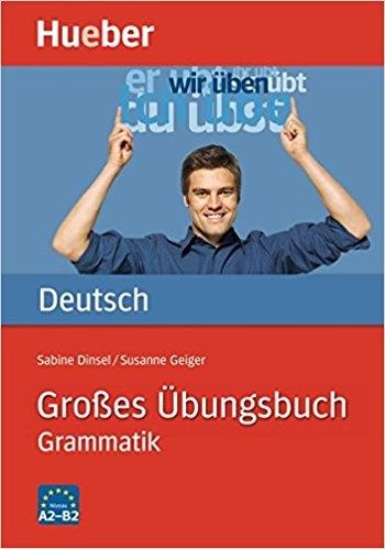کتاب زبان Grosses Ubungsbuch Deutsch - Grammatik