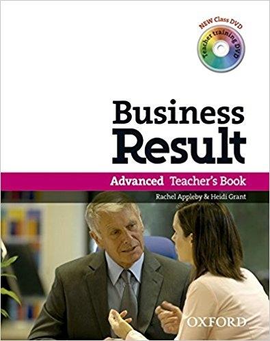 Business Result Advanced: Teacher's Book