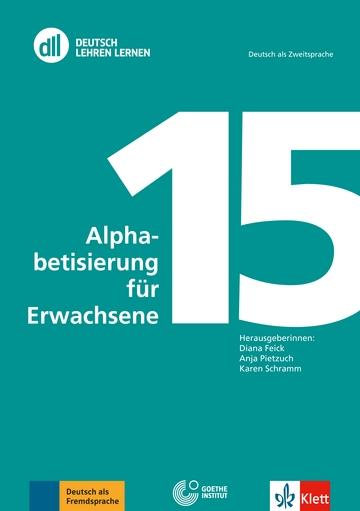 کتاب زبان DLL 15: Alphabetisierung für Erwachsene