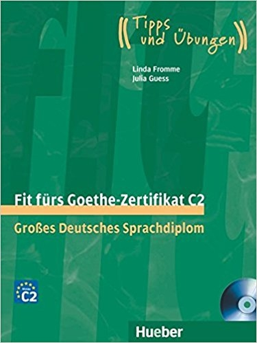 کتاب زبان Fit furs Goethe-Zertifikat: C2 Book & CD